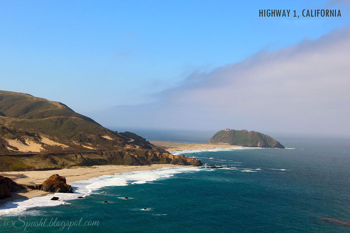 Spusht | Highway One Route | San Francisco to Los Angeles