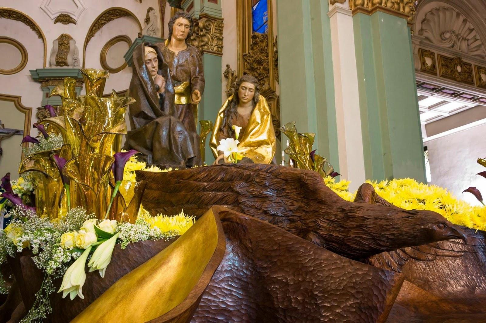 Trono Semana Santa Cartagena 9