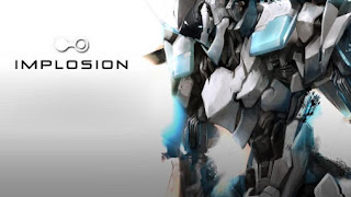 Screenshots of the Implosion for Android tablet, phone.