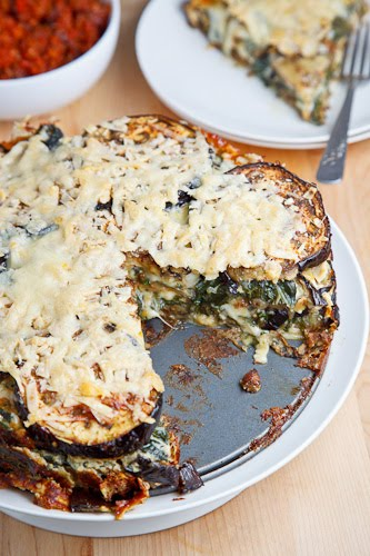 Eggplant Tortino