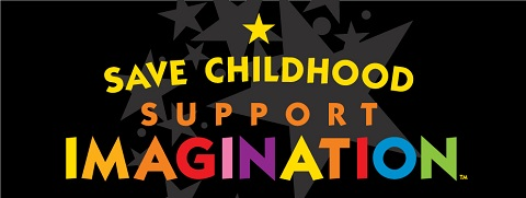 Save Childhood Support Imagination