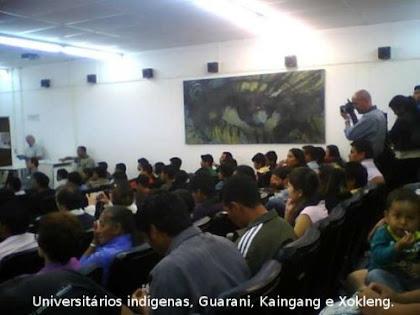 Licenciatura Intercultural Indígena do Sul da Mata Atlântica