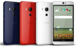 Harga HTC Butterfly 3, Phablet High-Class Dapur Pacu Mempuni