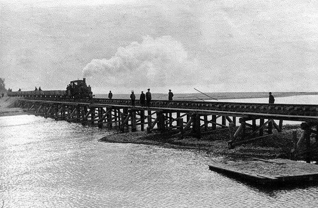 Мост через керченский пролив строил