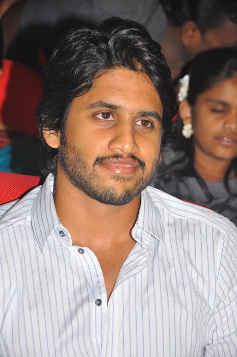Naga Chaitanya New Photos From Dhada Audio Launch, Naga Chaitanya