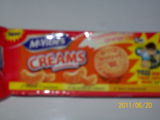 mcvities orange cream biscuits, mcvities cream biscuit
