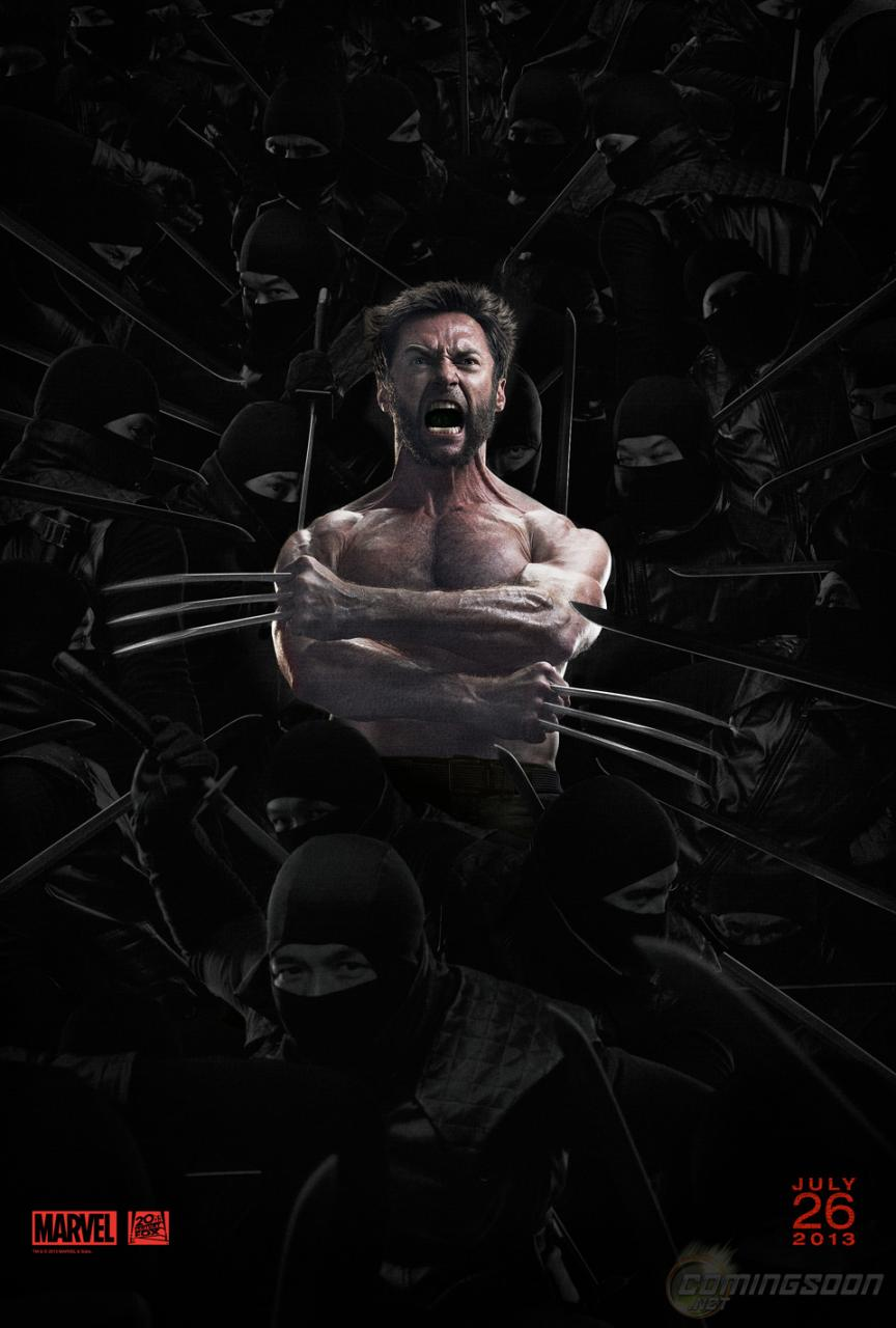 The Wolverine 3D 2013