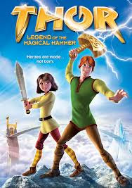 Thor Legend of The Magical Hammer 2013 Full Movie Free Download
