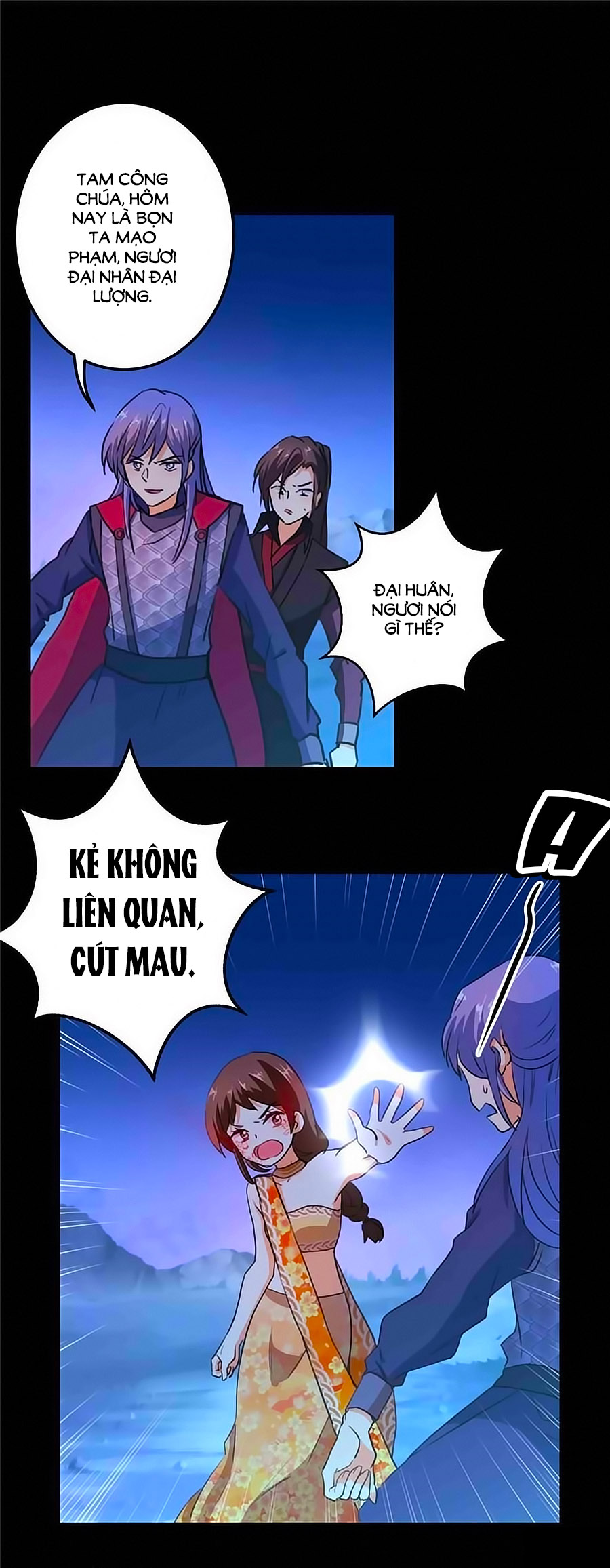 Vương Gia! Ngươi Thật Bỉ Ổi ! Chap 409 Upload bởi Truyentranhmoi.net