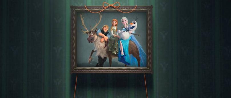 Nueva Familia Frozen