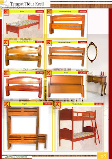 Tempat Tidur Kecil Furniture Klender ( Halaman 27 )