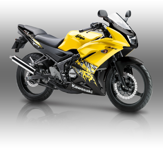 Download image Foto Kawasaki Ninja 150 Rr Kuning PC, Android, iPhone ...