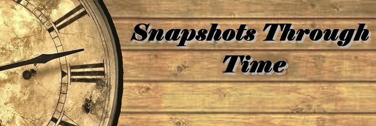 Blogging Snapshots...