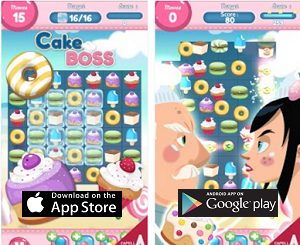 Cross-Platform Game of the Month - Cake Boss
