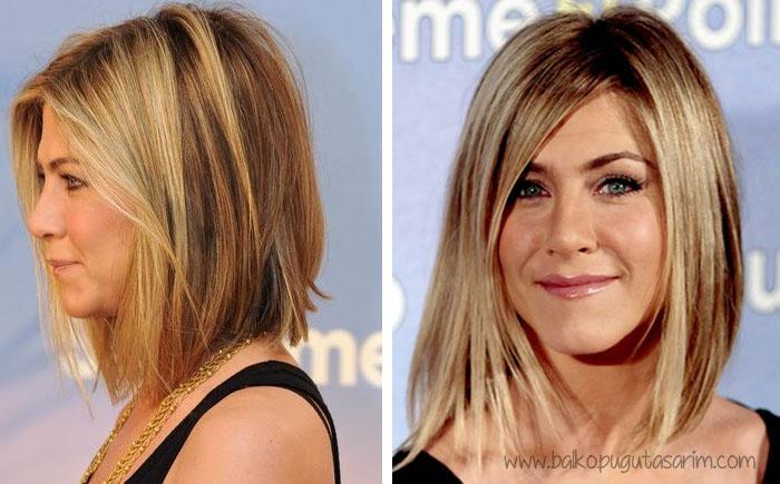 Saçınız düzse ve kısa kesimleri seviyorsanız bu modeli şiddetle