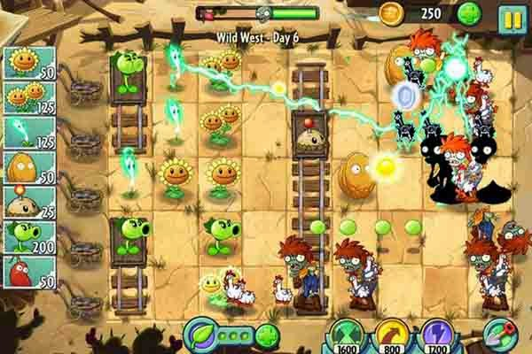 Free Download Game Plants VS Zombies 2 Full Version