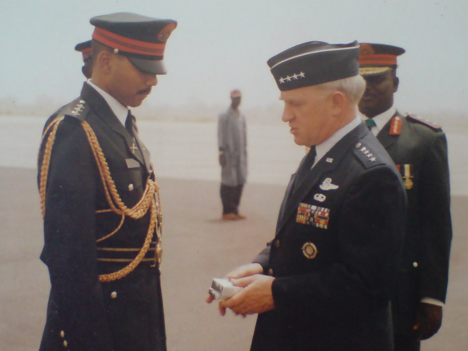 Gambia Armed Forces 1998