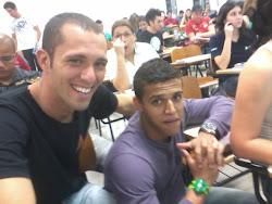 Everton e Paulinho