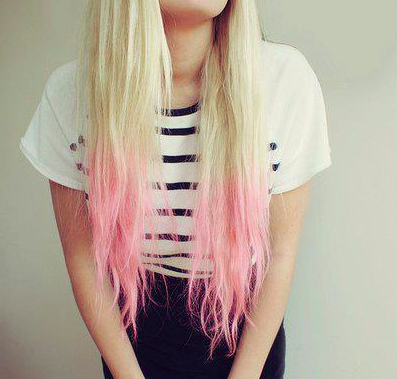 Vintage And Vampires Pretty Pink Hair