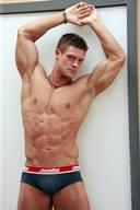 Muscular Male Underwear Photos Set - What's Your Favorite?