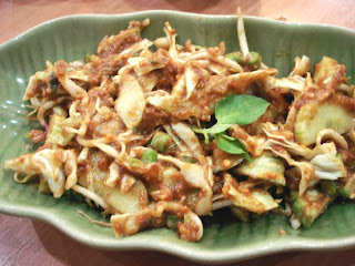 Sejarah Masakan-Makanan Karedok Bandung