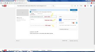 Cara memasukan video ke youtube mudah dan cepat4