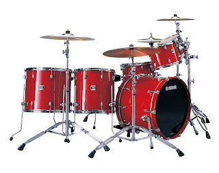Yamaha Drum Set - OAK Custom Drum Set