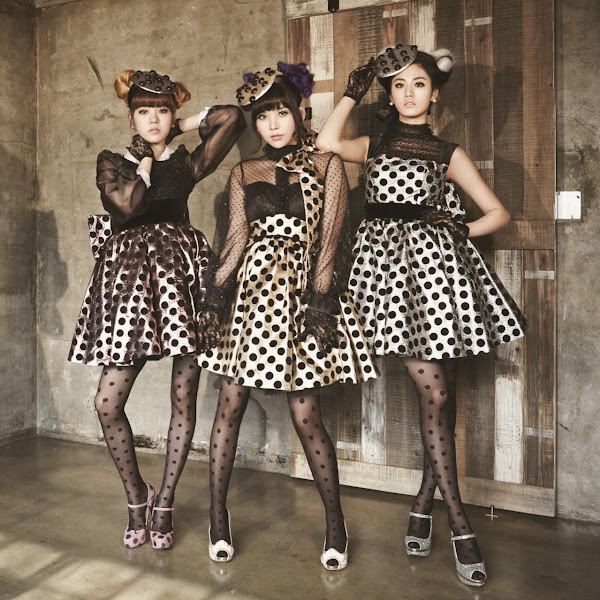 Orange Caramel Catallena Concept
