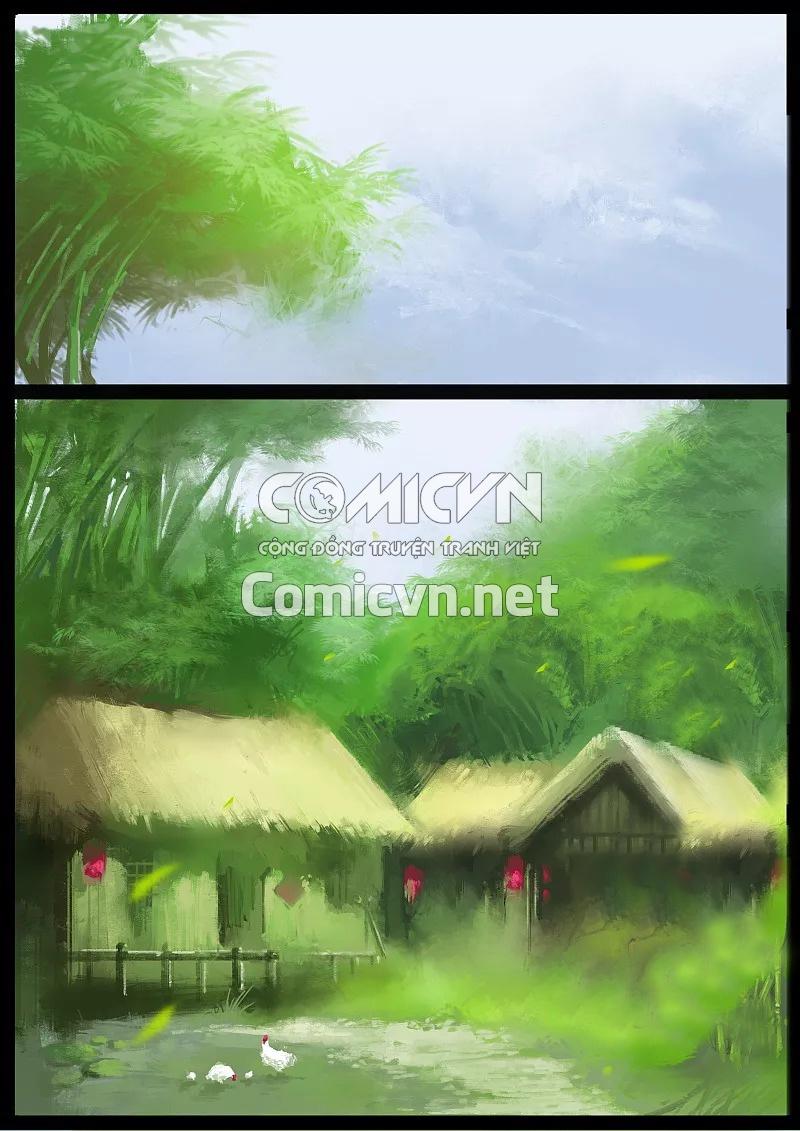 Tây Du Ký dị bản chap 54 Trang 1 - truyendep.com