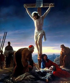 Jesus Crucificado, parte 1