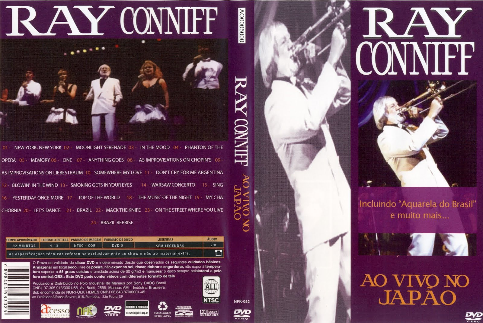 Ray Conniff: Live in Japan Ray%2BConniff%2B1