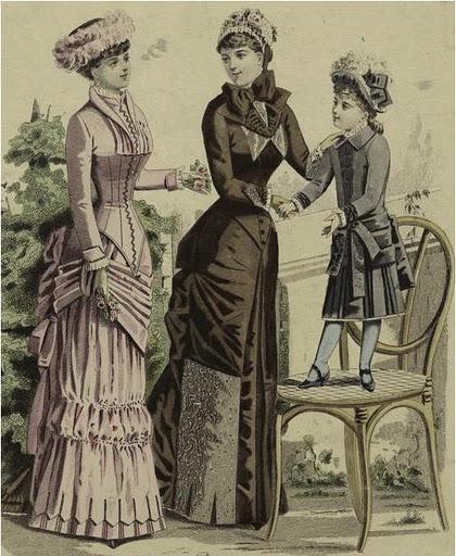 Lucy r os modedesignerin c digos de dise o en la bella poca for Diseno de interiores siglo xix
