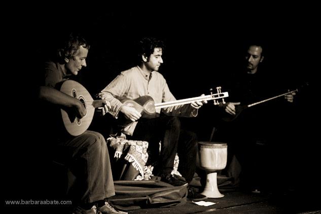 danza persiana roma