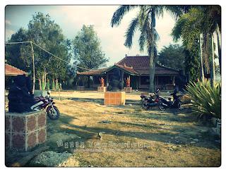 Pendopo Kedua Joglo Selo Belah