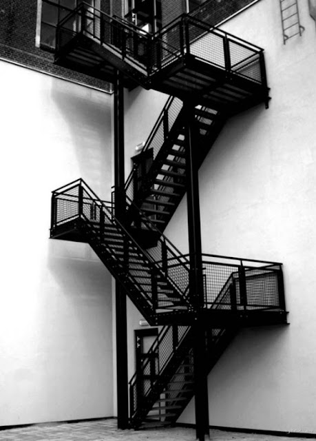 amazing staircase photography