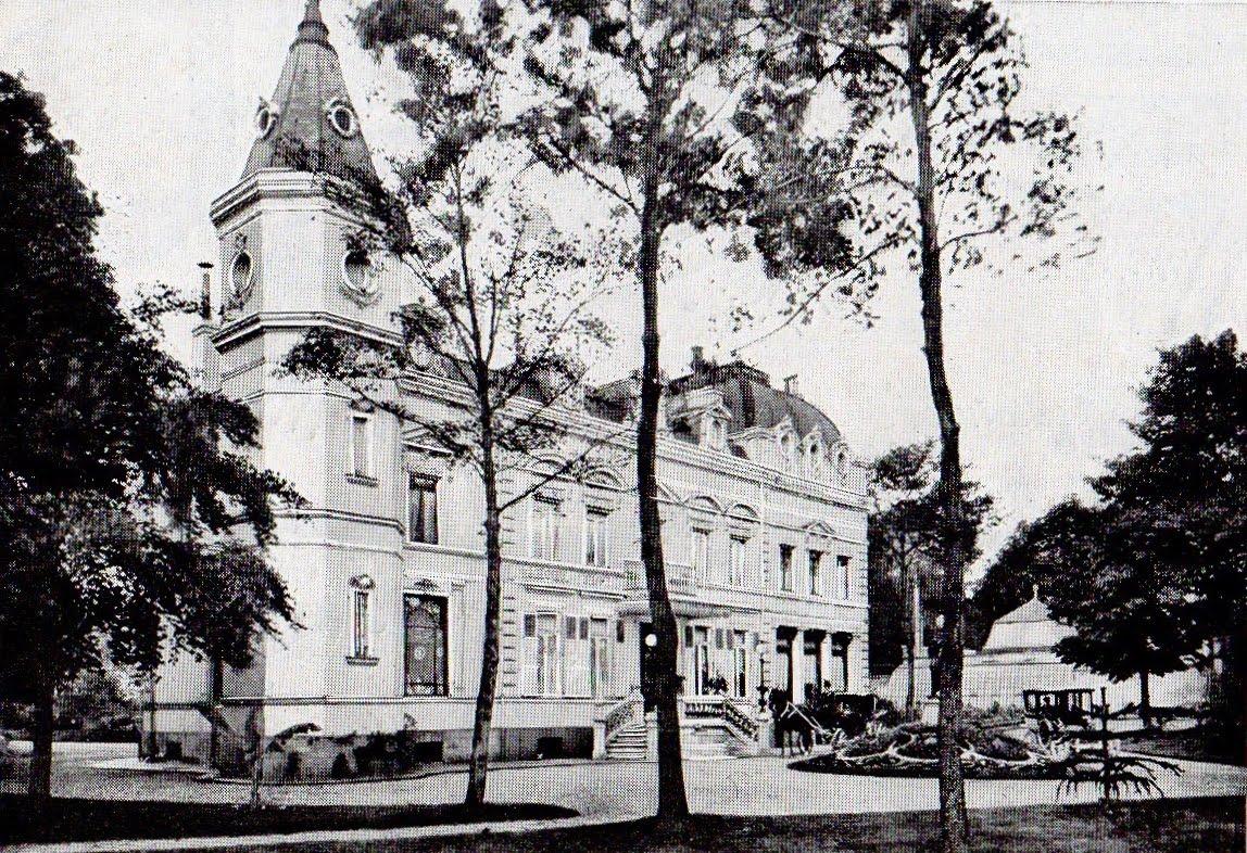 Le château Vandorpe