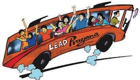 Check out the LEAD Prayana blog!