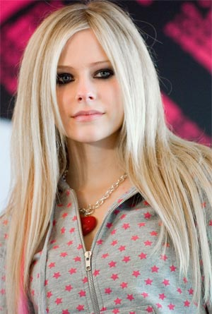japanese punk hairstyle. blonde hairstyles long hair.
