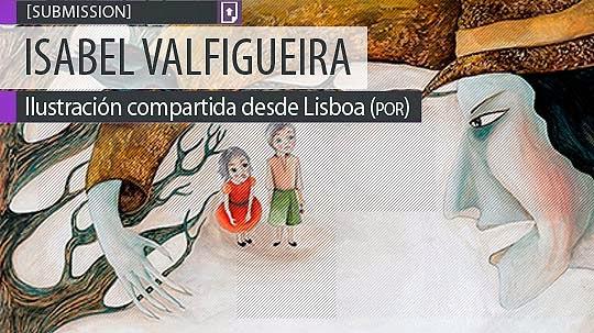 Ilustración. Hansel & Gretel de ISABEL VALFIGUEIRA