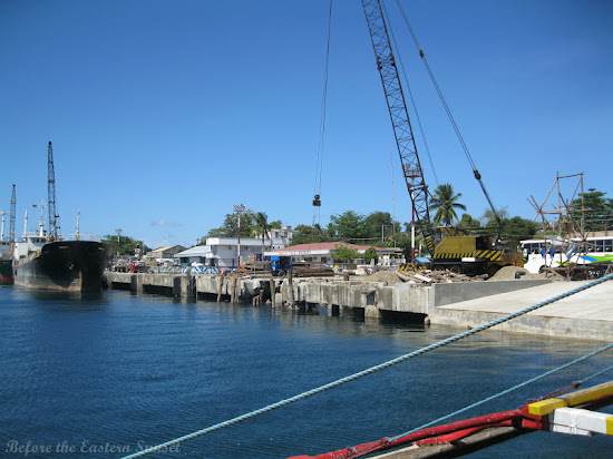 Port of Masbate City, Bicolandia