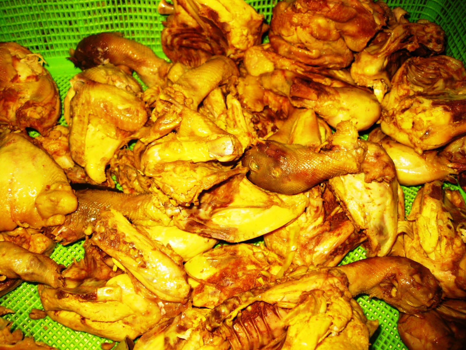 Makanan Emperan (Cukup) Enak di Surabaya : Tempe Penyet ...
