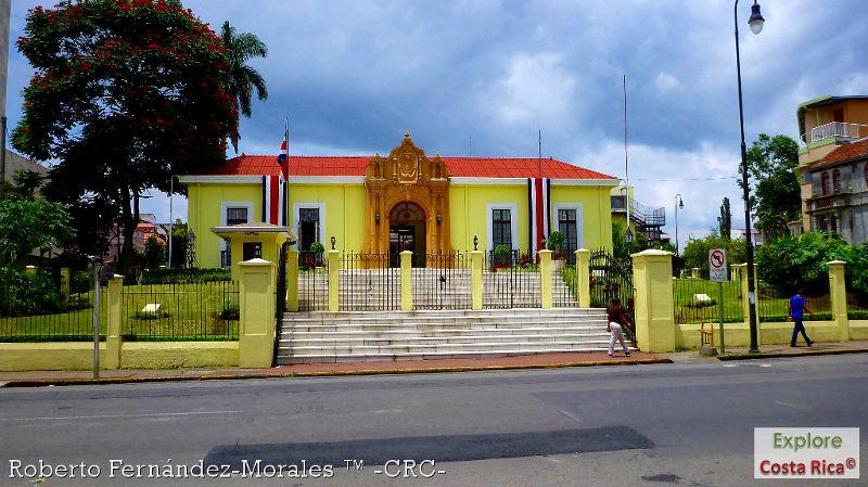 Un paseo por san jos la casa amarilla y sus alrededores for Casa amarilla la serena