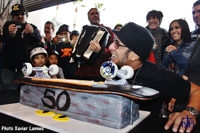 Eddie El Gato Elguera, Vans Skatepark