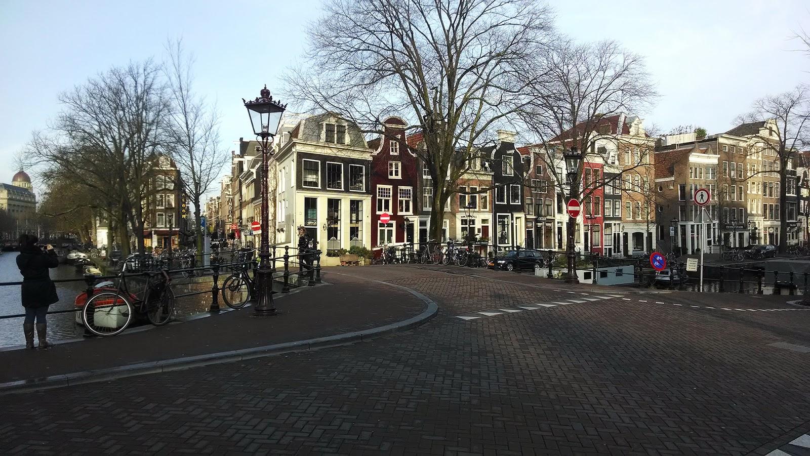 Амстердам+путешествие+зима
