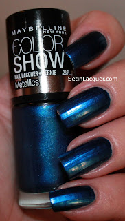 Maybelline Color Show Navy Narcissist