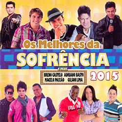 CD Os Melhores da Sofrência 2015