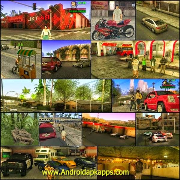 Download GTA Extreme Indonesia v6 Latest 2015