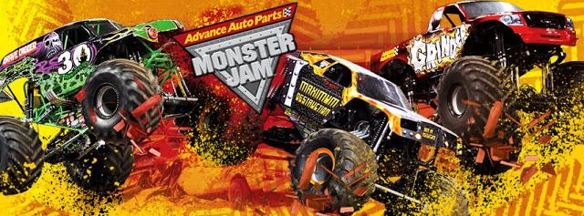 Advance auto parts monster jam coupon code 2018