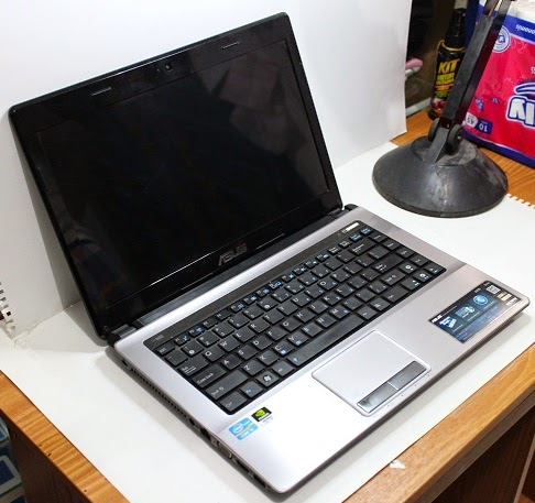 Asus A43SD second