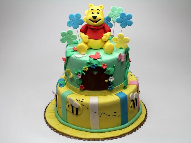 Winnie the Pooh Cake London